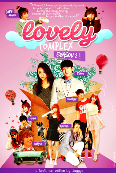 LOVELY COMPLEX SEASON 2