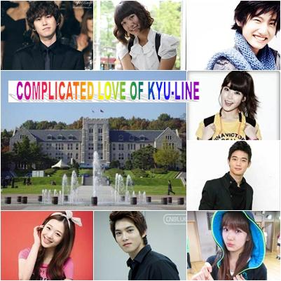 FF COMPLICATED LOVE OF KYU-LINE