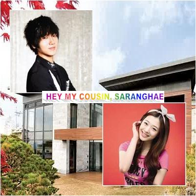 FF HEY MY COUSIN,SARANGHAE