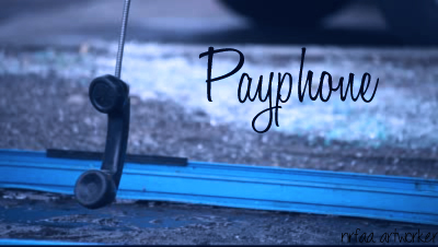 Cover payphone