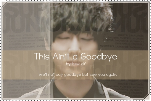 This Ain't a Goodbye