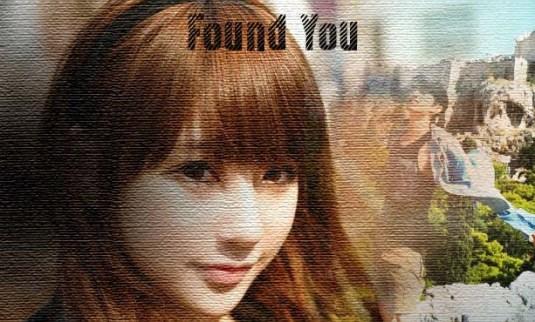 Found you,
