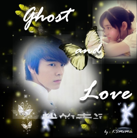 ghost and love cover