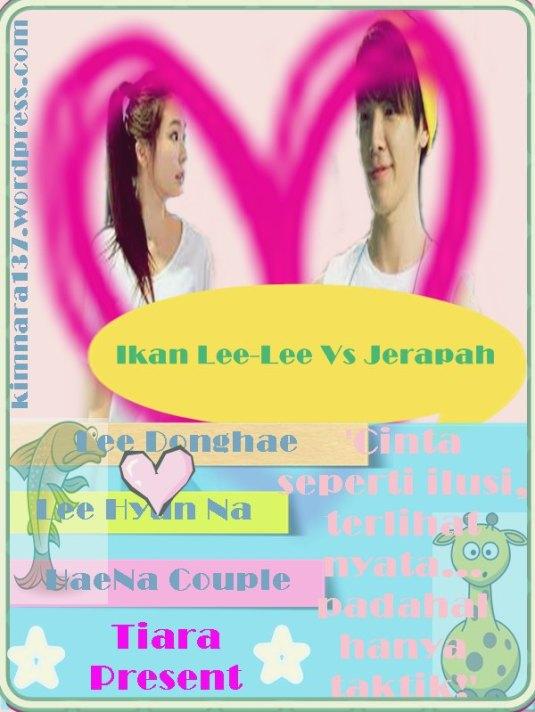 Ikan Lee-Lee VS Jerapah (HaeNa)