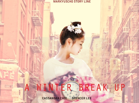 A Winter Break Up Poster