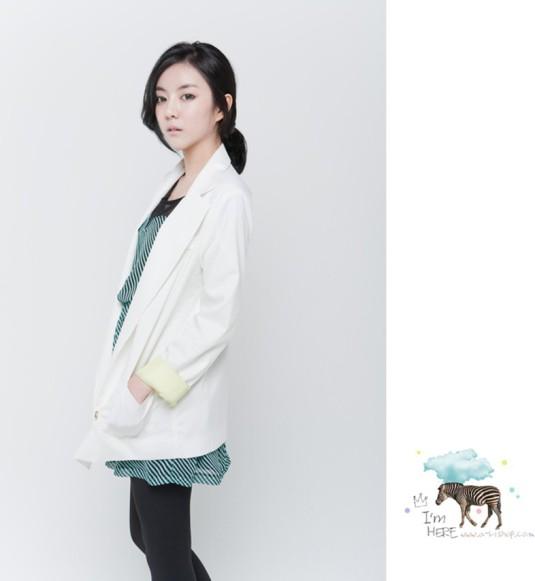 Cute Korean Ulzzan model Yoo Hyun Jin picture (013)