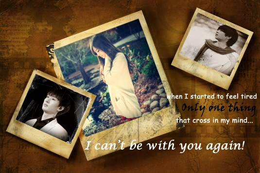 [FF] I Will Let You Go, Oppa! (Part 1)