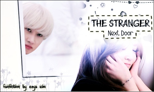Cover The stranger next door (Eunhyuk)