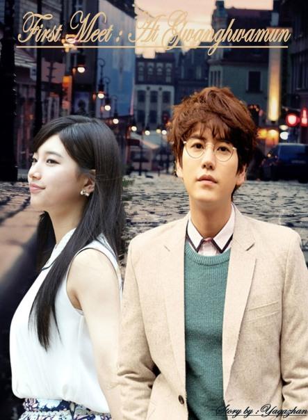 first meet at gwanghwamun