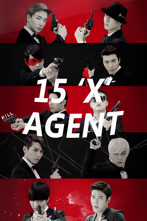 15 'X' AGENT; MURDER CASE OF BUSINESS RIVALRY