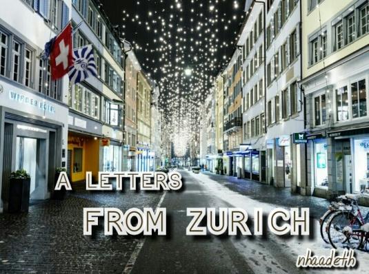 Leter fr Zurich